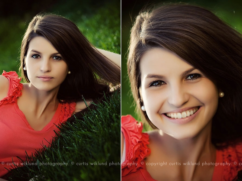 best senior picture braces removal in michigan