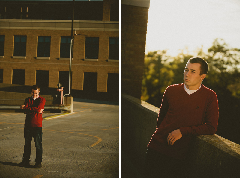 Urban feel Guy Senior Pic Pose Ideas in Birmingham