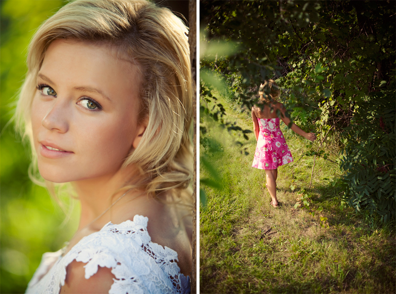 artistic senior pictures in michigan