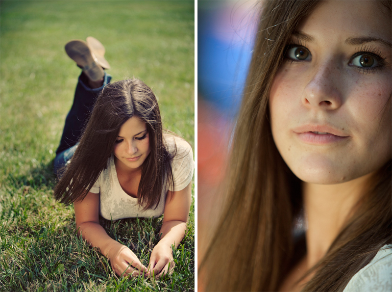 Artsy Pose Ideas for Girl Senior Pictures 2012