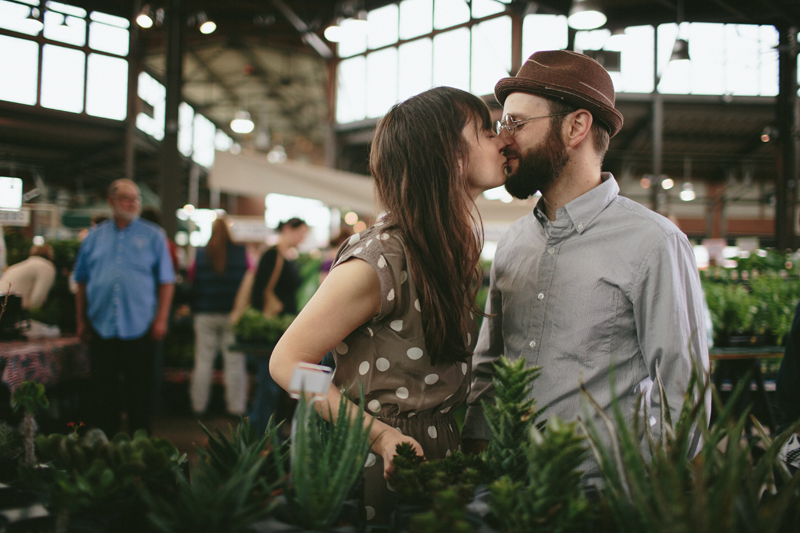 Eastern Market Engagement pics