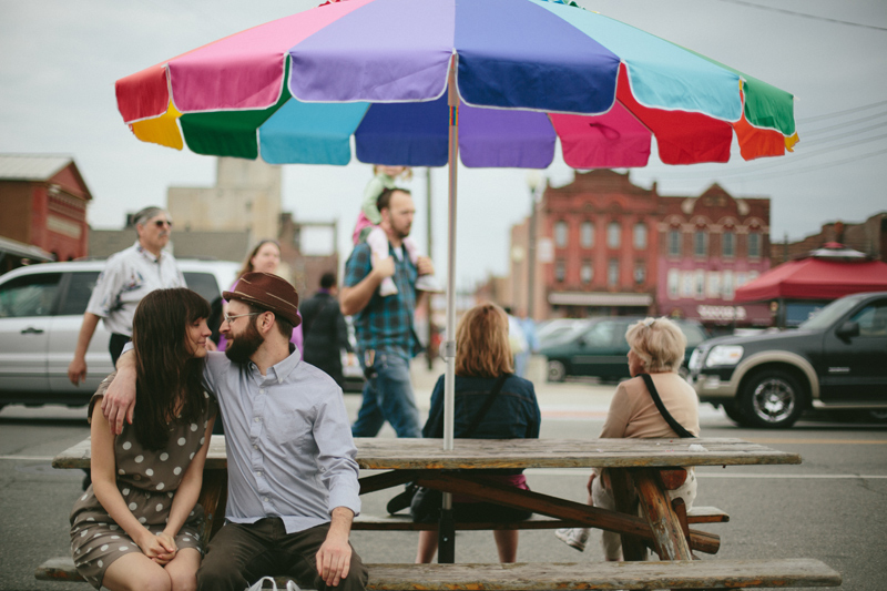 Eastern Market Engagement Pictures